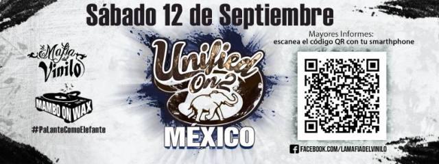 Unified On2 México | 12 de Septiembre