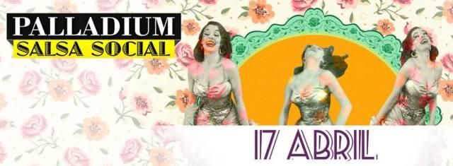 Palladium Salsa Social | 17 Abril